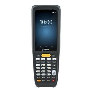 "Zebra MC2200 handheld mobile computer 10.2 cm (4"") 800 x 480 pixels Touchscreen 296 g Black"