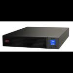 APC SRV1KRIRK Unterbrechungsfreie Stromversorgung UPS Doppelwandler (Online) 1000 VA 800 W 3 AC-Ausgänge