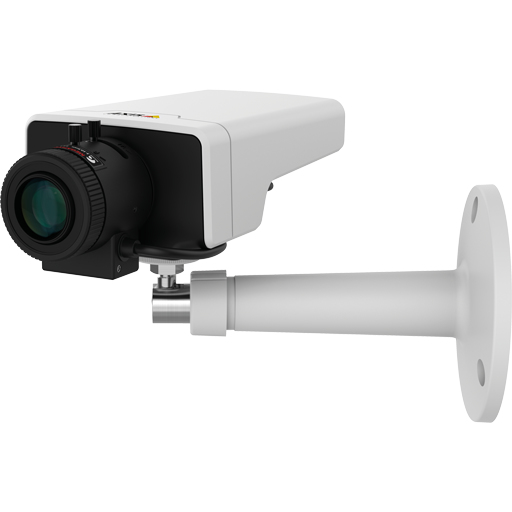 Axis M1124 Cámara de seguridad IP Caja Pared 1280 x 720 Pixeles
