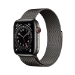 Apple Watch Series 6 OLED 44 mm Grafito 4G GPS (satélite)