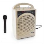 Pyle PWMA120BM portable speaker 60 W Stereo portable speaker Black
