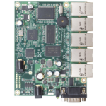 Mikrotik RB450 router motherboard