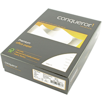 Conqueror OR LAID HIGH WHT A4 100GSM PK500