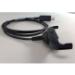 Zebra CBL-TC55-CHG1-01 cargador de dispositivo móvil Interior, Exterior Negro