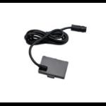 Zebra P1063406-032 adaptador e inversor de corriente Auto Negro