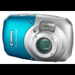 "Canon PowerShot D10 Compact camera 12.1 MP CCD 4000 x 3000 pixels 1/2.3"" Blue, Silver"