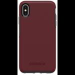 OtterBox Symmetry mobile phone case 16,5 cm (6.5 Zoll) Cover Bordeaux
