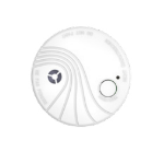 Hikvision Digital Technology DS-PDSMK-S-WE smoke detector Photoelectrical reflection detector Wireless