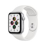 Apple Watch SE OLED Silver GPS (satellite)
