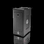 G-Technology 0G10542-1 disk array 112 TB Black