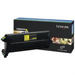 Lexmark C9202YH Toner yellow, 14K pages @ 5% coverage