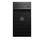 DELL Precision T3630 8ª generación de procesadores Intel® Core™ i7 i7-8700 8 GB DDR4-SDRAM 256 GB SSD Negro Torre Puesto de trabajo