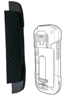 Zebra ADP-TC7X-BLKPLT-20 handheld mobile computer spare part