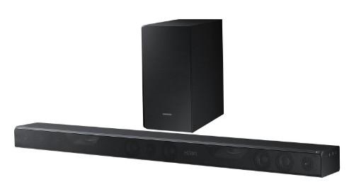 Samsung HW-K850 Wired & Wireless 3.1channels 360W Black soundbar speaker