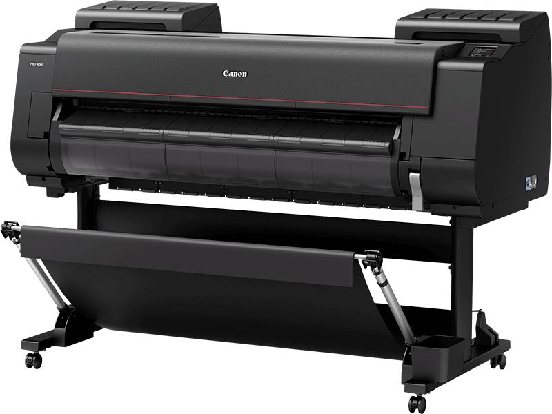 Canon imagePROGRAF PRO-4000 large format printer Wi-Fi Inkjet Colour 2400 x 1200 DPI A0 (841 x 1189 mm) Ethernet LAN