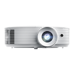 Optoma EH412 data projector 4500 ANSI lumens DLP 1080p (1920x1080) 3D Desktop projector White
