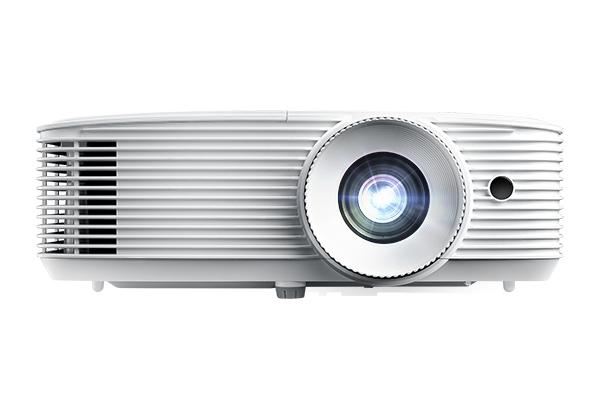 Optoma EH412 videoproyector 4500 lúmenes ANSI DLP 1080p (1920x1080) 3D Proyector para escritorio Blanco