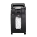 Rexel Auto+ 300X triturador de papel Corte cruzado 23 cm 60 dB Negro