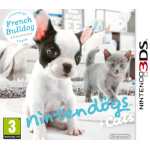 Nintendo nintendogs + cats: French Bulldog & New Friends(Selects), 3DS