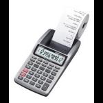 Casio HR-8TMPlus Pocket Printing calculator Grey calculator