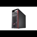 Fujitsu CELSIUS M7010 i9-10920X Rack-mounted chassis Intel® Core™ i9 X-series 64 GB DDR4-SDRAM 1000 GB SSD Windows 10 Pro Workstation Black