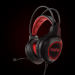 Energy Sistem ESG 2 LASER Auriculares Diadema Negro, Rojo