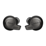 Jabra Evolve 65t mobile headset Binaural In-ear Black,Titanium Wireless