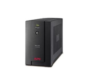 APC BX1400U-FR sistema de alimentación ininterrumpida (UPS) Línea interactiva 1400 VA 700 W 4 salidas AC