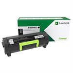 Lexmark 51B2H00 Toner black, 8.5K pages