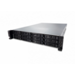Buffalo TeraStation TS7120r Enterprise Ethernet LAN Rack (2U) Black, Silver NAS