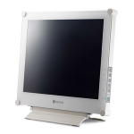 "AG Neovo X-19 Digital signage flat panel 19"" LCD White"