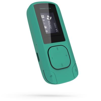 Energy Sistem 426478 reproductor MP3/MP4 Reproductor de MP3 Verde 8 GB