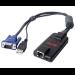 APC KVM-USB Black KVM cable