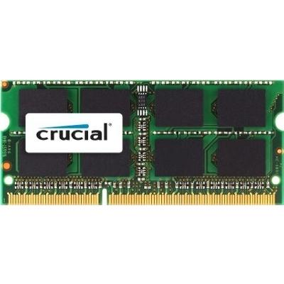Crucial 4GB DDR3-1333 módulo de memoria 1333 MHz