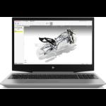 """HP ZBook 15v G5 Silver Mobile workstation 15.6"""" 1920 x 1080 pixels 2.30 GHz 8th gen Intel® Core™ i5 i5-8300H"""