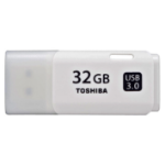 Toshiba TransMemory 32GB USB flash drive 3.0 (3.1 Gen 1) USB Type-A connector White