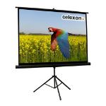 Celexon - Economy - 158cm x 118cm - 4:3 - Tripod Projector Screen