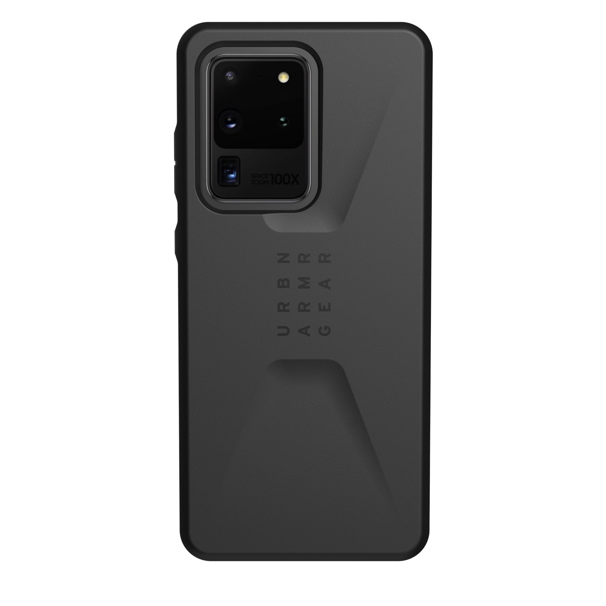 "Urban Armor Gear Civilian Series funda para teléfono móvil 17,5 cm (6.9"") Negro"