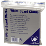 AF White Board Cloths