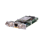 Hewlett Packard Enterprise MSR HSPA+ / WCDMA SIC Module Cellular wireless network equipment