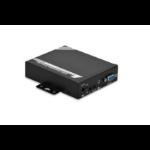 Digitus DS-53201 Network receiver Black