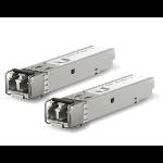 Ubiquiti Networks UF-MM-10G-20 network transceiver module Fiber optic 10000 Mbit/s SFP+ 850 nm