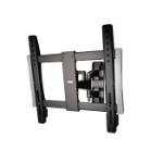 "Hama 118056 65"" Black flat panel wall mount"