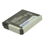 2-Power Camera Battery 3.7V 1000mAh