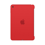 Apple iPad mini 4 Silicone Case - Red
