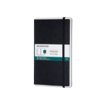 Moleskine PTNL33HBK01 writing notebook Black
