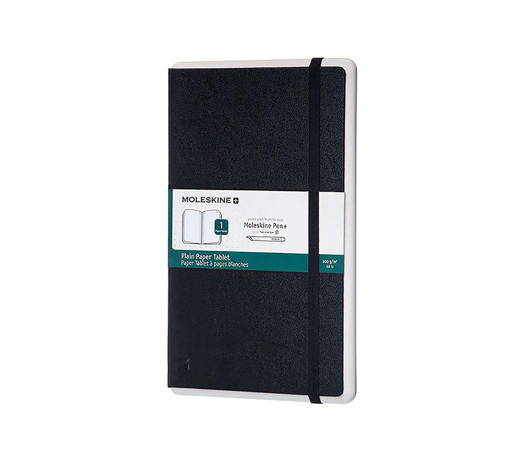Moleskine PTNL33HBK01 writing notebook Black