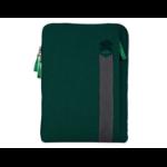 "STM Ridge 15"" notebook case 38.1 cm (15"") Sleeve case Green"