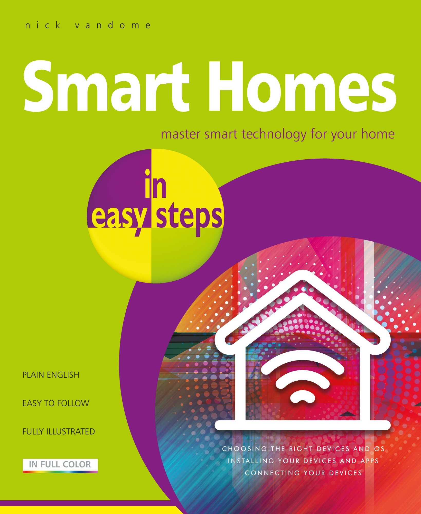 IN EASY STEPS Maplin Manual Master Smart Homes Technology In Easy Steps Fully Illustrated
