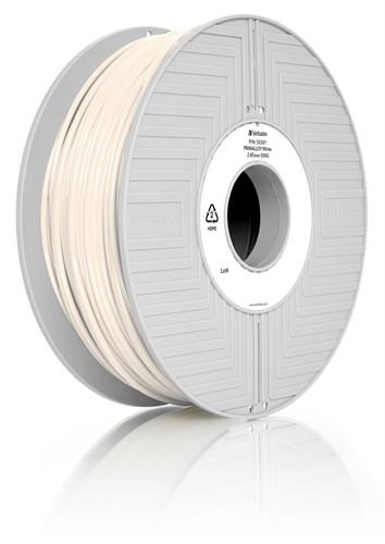 Verbatim PRIMALLOY Thermoplastic Elastomer (TPE) White 500 g